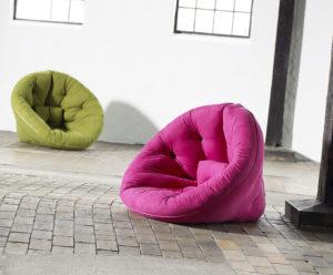 Fauteuil futon Nest